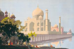 William Spencer Bagdatopoulos - Taj Mahal India