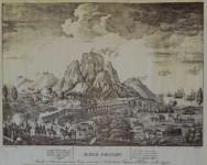 Biaya J. - Mάχη Αθηνών, Bataille d'Athènes livree par l'armée Grecque, sous les orders de Colocotroni, Gourras & Fabvier, aux Turco-Egyptiens.