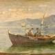 Loucas GERALIS - Seascape - The Fishermen