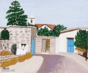 Thraki ROSSIDOU JONES - village, Paphos