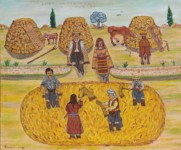 Giasoumis GEORGIOU - Harvest time