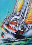 Nikoletta Antonopoulou - Sailing