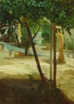 Kyriacos Tamanas - Courtyard