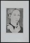 Panayiotis Kalorkoti - Portrait I