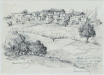 Victor Ioannides - Cyprus village