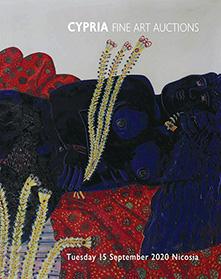 Cypria Fine Art Auction - 15th September 2020