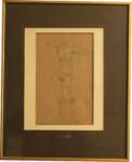 69 Giorgos GOUNAROPOULOS - Standing female nude