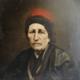 Georgios Corizis - portrait of a woman