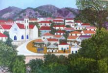 Thraki Rossidou Jones - Cypriot village