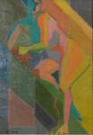 CHRISTOFOROS SAVVA - Leaning Nude