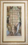 GEORGE POL GEORGIOU - Imprisoned Graves with frame