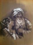 Ali Pasha and Kyra Vasiliki