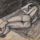 Nikos Kouroussis - Nude sleeping