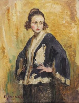 Evangelos IOANNIDIS - A fancy lady