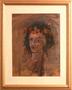 41 ANDREAS CHARALAMBIDES - Young woman with garland