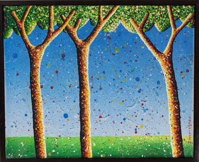 Christos Petridis - Trees
