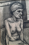 Nikos Kouroussis - Nude sitting